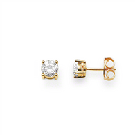 CZ Stud Earrings (TH1739CZY)