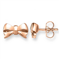 Mini Bow Earrings (TH1816R)