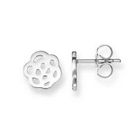 Rose Stud Earings (TH1783)
