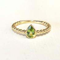Peridot Ring (2-1914)