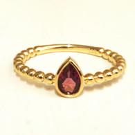 Rhodolite Garnet Ring (2-1915)