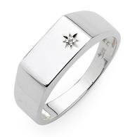 Diamond Flat-Top Ring (21-331)