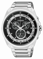 Citizen Eco-Drive Chronograph Watch (20-622)