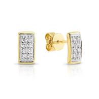 Diamond Earrings (12-597)