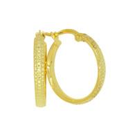 Hoop Earrings (14-2061)