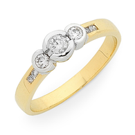 Diamond Ring (1-00498)