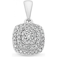 Diamond Pendant (6-404)