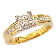 1.00ct Diamond Ring (1-1723)