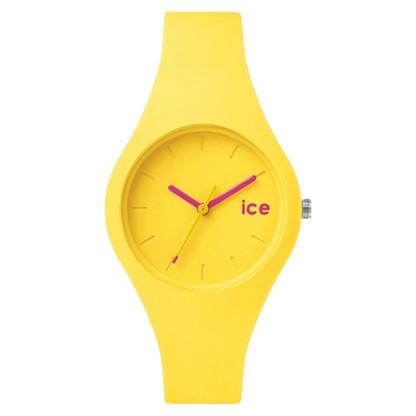 Ice-Watch Ola Neon Yellow Watch (small)