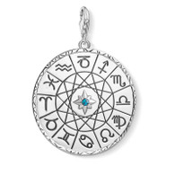 Star Sign Coin Silver Charm