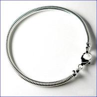 Babylinks sterling silver 15cm bracelet