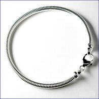 Babylinks sterling silver 17cm bracelet