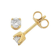 0.50ct Diamond Earrings (12-133)