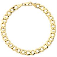 Curb Bracelet - 21cm (M2285)