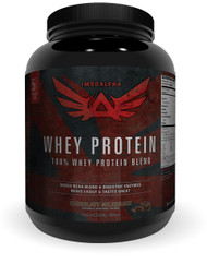 100% NATURAL WHEY PROTEIN SWEETENED WITH STEVIA