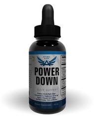 Pure Liquid Melatonin Sleep Support - Power Down from ImSoAlpha.com