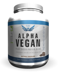 Plant Based Protein - Alpha Vegan Protein