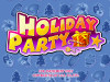 Holiday Party Title Screen