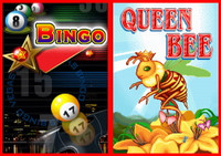 Queen Bee Bingo - Bingo And 8 Line CGA Game By Subsino