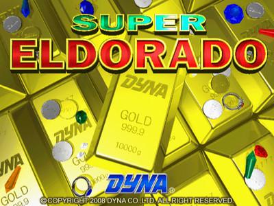 Super Eldorado Title Screen