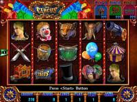The Circus Main Game