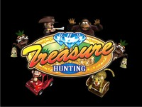 Treasure Hunting Title Screen