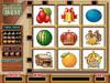 Wild Wild West Main Game Fruit Graphics