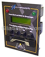 Axes Network Card Reader