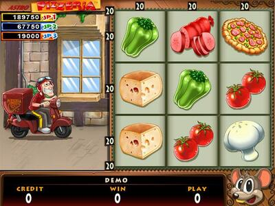 Pizzeria Main Game