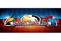 Target Toss Pro Title Screen