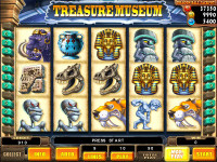 Treasure Museum Main Game
