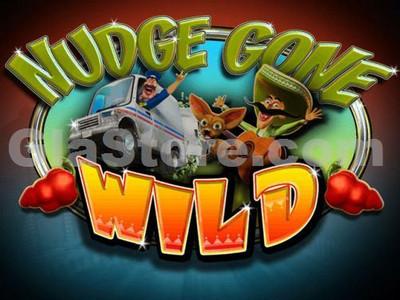 Nudge Gone Wild Title Screen