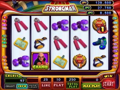 Strongman Main Game