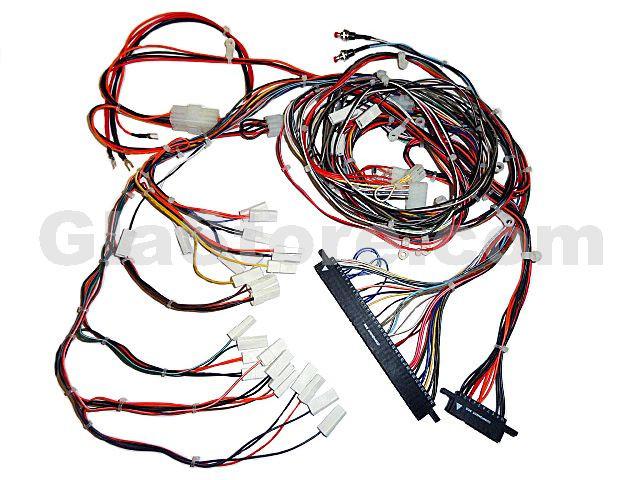 Standard 8 Liner Cherry Master Wiring Harness