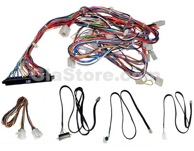 Pot O Gold Harness Kit on Cherry Master Wiring Diagram
