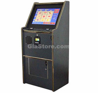 "Upright Cabinet - 22"" LCD Side 1"