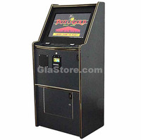 "Pot O Gold Upright Cabinet 22"" LCD Side 1"