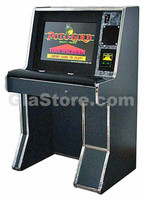 """Gold Touch Sit Down with 22"""" LCD Side 1"""