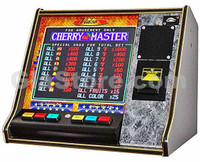 Table Top 2 in 1 Cherry Master Cabinet Side 1