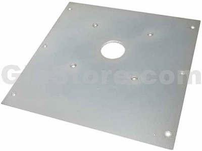 Coin Pusher Motor Mounting Plate