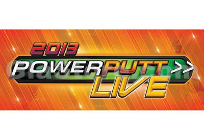 Power Putt Title Screen