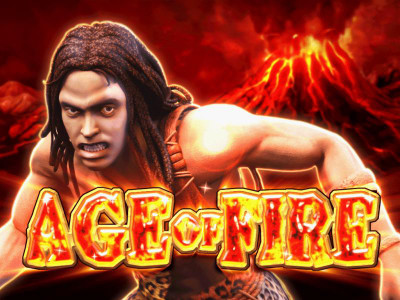 Age of Fire Title Screen