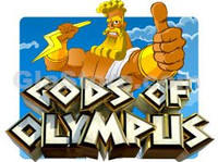 Gods of Olympus Title