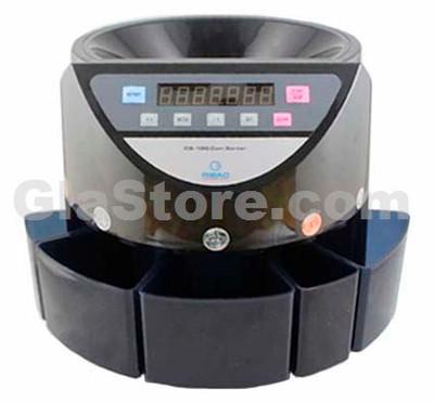 Ribao CS-100 Coin Counter and Sorter