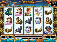 Peter Pan Main Game
