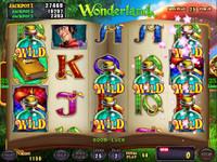 Wonderland Wild Feature