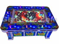 Ocean King 3 - Thunder Dragon - 8-Player Arcade