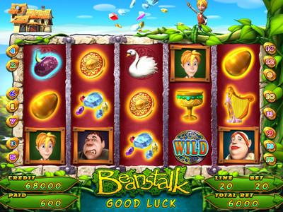 Beanstalk Main Game