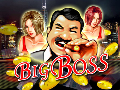 Big Boss Title Screen