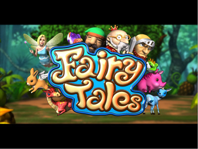 Fairy Tales Title Screen